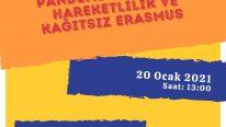 Pandemi Sürecinde Hareketlilik ve Kağıtsız Erasmus